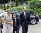 Prince Edward and Sophie, Countess of Wessex — Stock Photo