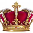 Gold crown — Stock Photo #13787172