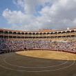 Plaza del Toros de LaS Ventas, Madrid — Stock Photo #19805423