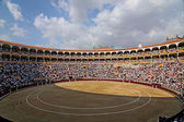 Plaza del Toros de LaS Ventas, Madrid — Stock Photo