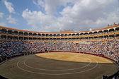 Plaza del Toros de LaS Ventas, Madrid — Stock Photo