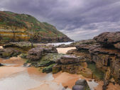 Beach in Spain — Stock Photo