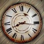 Old clock — Stock Photo #30039367