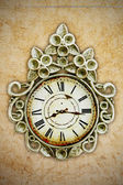 Vintage clock — Stockfoto
