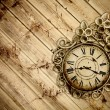Old vintage clock — Stock Photo #31675815