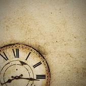 老式时钟 — 图库照片