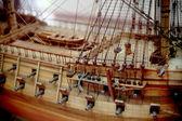 Model lodi — Stock fotografie