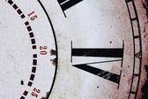 Vintage clock — Foto de Stock