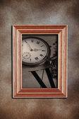 Antika saat — Stok fotoğraf