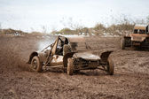 Buggy race — Stockfoto