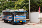 Local bus in Phuket, Thailand — Stock Photo