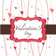 Royalty-Free Stock Vector Image: Card for Valentine\'s Day