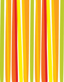 Summer background with stripes — Stock Vector