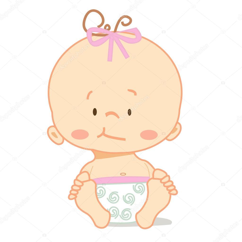 tan4ikk  可爱的小宝贝   - 图库插图 购物车 购物车 灯箱 灯箱 共享