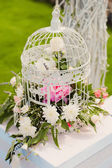 Wedding decorations — Stock Photo