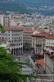 Buildings in Trieste — Stock Photo