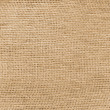 Light yellow natural linen texture for the background — Stock Photo