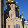 Some orthodox church — Stockfoto