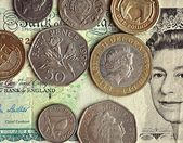 Money.Coins. — Stock Photo