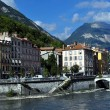 Grenoble , France , autumn  — Stock Photo