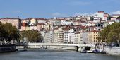 Lyon . France . 2013 — Stock Photo