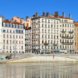 Lyon 2014 . France . View of Lyon . — Stock Photo #41735901