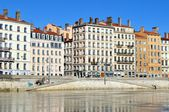 Lyon 2014 . France . View of Lyon . — Stock Photo