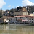 Постер, плакат: Lyon France View of Lyon