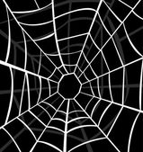 Vector illustration of cobweb — Stock Photo