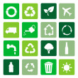 Vector recycle signs — Stock Photo #43025229