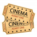 Cinema tickets  — Stock Photo #47599767