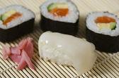 Japanese sushi — Foto de Stock