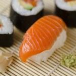 Japanese sushi — Stock Photo #15851527
