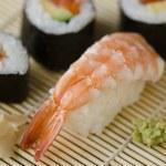 Japanese sushi — Stock Photo #15851529
