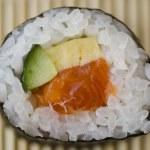 Japanese sushi — Stock Photo #15851537