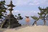 Itsukushima Shrine — Stock Photo