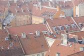 Copenhague en un día brumoso — Foto de Stock