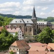 Stock Photo: Lengenfeld unterm Stein, Germany