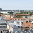 View on the Roofs of Copenhagen, Denmark — Stock Photo #33302203