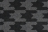 Black and silver rhinestones — Stock Photo