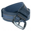 Blue men belt — Stock Photo