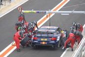 DTM Spain, Molina — Stock Photo