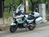 Guardia Civil, Spain — Stock Photo