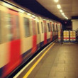 London metro — Stock Photo