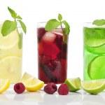 Refreshing drinks — Stock Photo #13556480