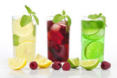 Refreshing drinks — Foto de Stock