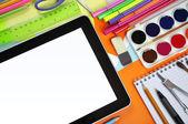 Online education — Stock Photo