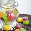 Sweet jelly candies — Stock Photo