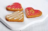 Пышное печенье — Стоковое фото
