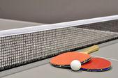Equipos para tenis de mesa — Foto de Stock